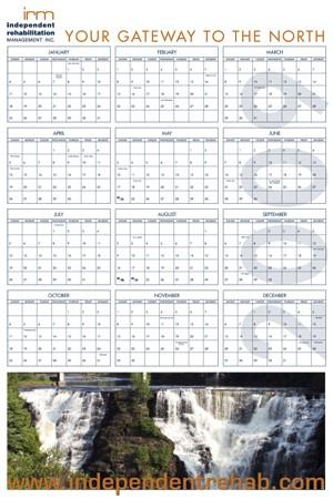 irm calendar