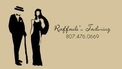 Raffaele's tailoring 1 sided